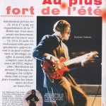 Saint-Malo Magazine - article sur la Route du Rock